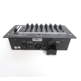 Mesa controlador 16 canales DMX160